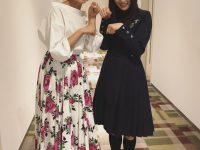 【欅坂まとめ】加藤夏希インスタ natsukikato_official 大好きな欅坂46のキャプテンゆっかーこと菅井さんとも共演させていただきました!