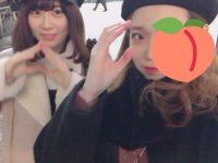 【欅坂まとめ】韓国留学生momona🍑 @momona_919桃のポーズ🍑らしい。