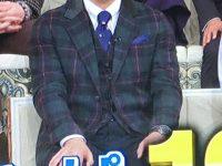 【欅坂まとめ】TBSマー君のスーツ何回見てもけやかけ衣装と同じ柄だ